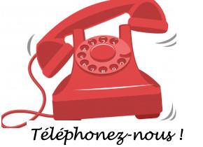 téléphonez-nous